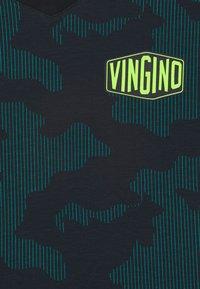 Vingino - SPACE SET - Underwear set - deep black - 3