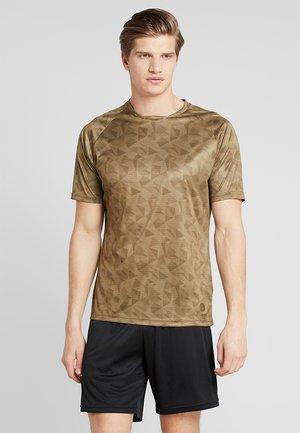 Print T-shirt - lizard