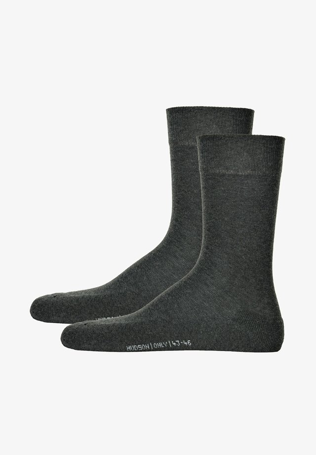 2-PACK - Socks - grau melange