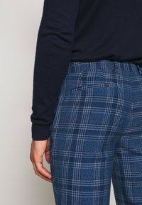 Topman - JAMES - Oblekové kalhoty - blue - 4