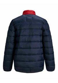 Jack & Jones Junior - Winter jacket - tango red - 6