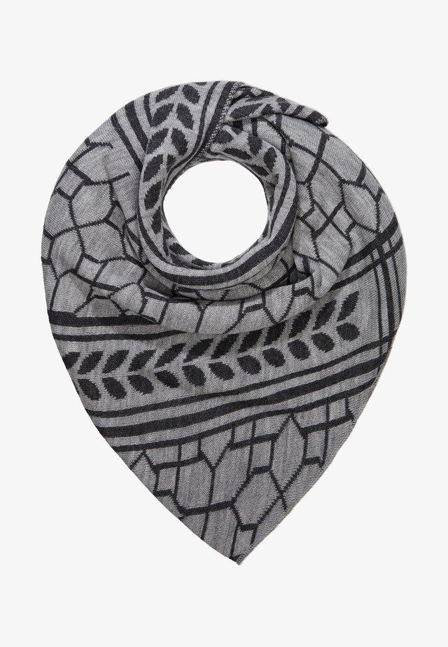 SCARF - Huivi - grey melange