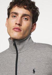 Polo Ralph Lauren - veste en sweat zippée - battalion grey - 3