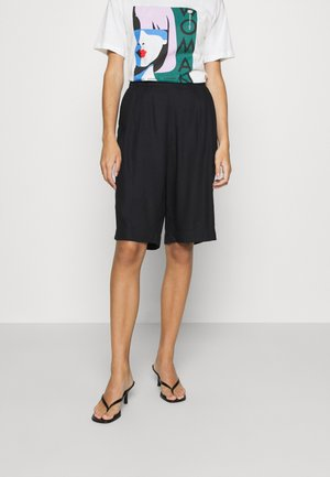 INA CULOTTE - Shorts - black dark