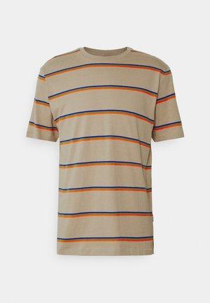 ONSMARIO LIFE TEE  - T-shirt con stampa - chinchilla
