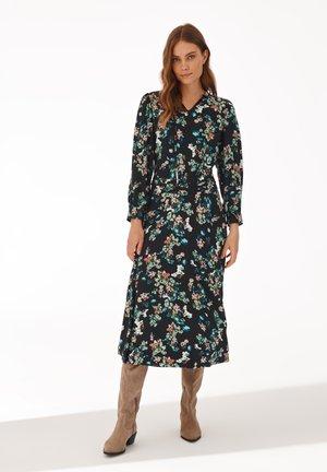 Denní šaty - dark mint