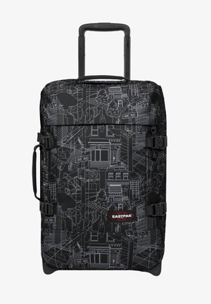Wheeled suitcase - master black