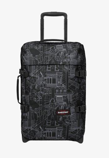 Wheeled suitcase - master black