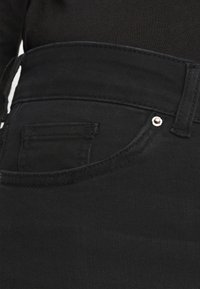 Pieces Curve - PCDELLY  - Jeans Skinny Fit - black - 3