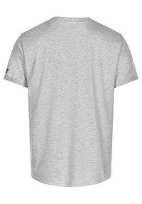 HALO - T-shirts print - lt grey melange - 6