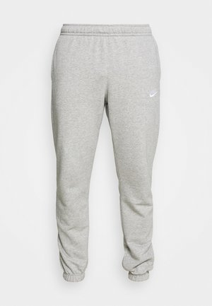 CLUB PANT - Trainingsbroek - grey heather/matte silver/white
