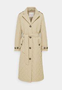 Freequent - URBAN - Classic coat - beige sand - 4
