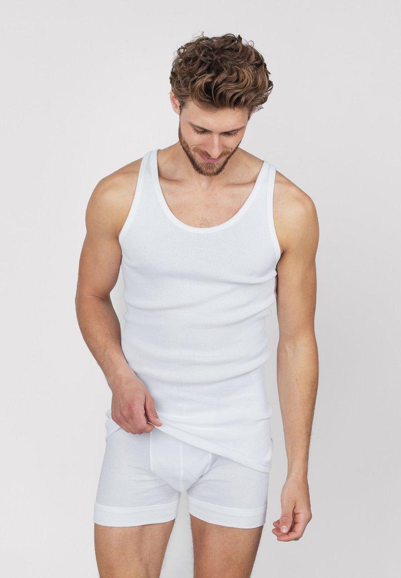 Erlich Textil - Aluspaita - weiß