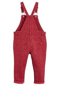 Next - DUNGAREES - Dungarees - red - 1