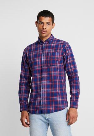JORWILL - Overhemd - brick red