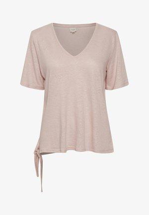 T-shirt imprimé - burnished lilac