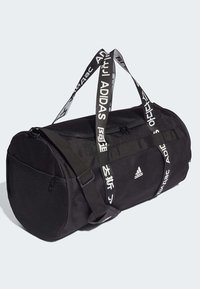 adidas Performance - 4ATHLTS DUFFEL BAG MEDIUM - Sportovní taška - black - 2