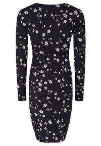 MAMALICIOUS - Jersey dress - black - 5