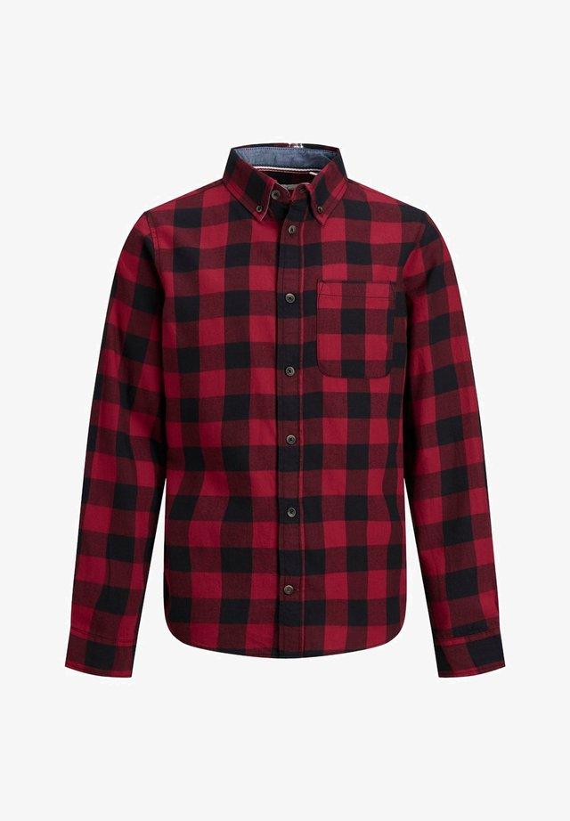 Overhemd - biking red