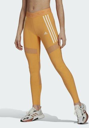 Tights - orange