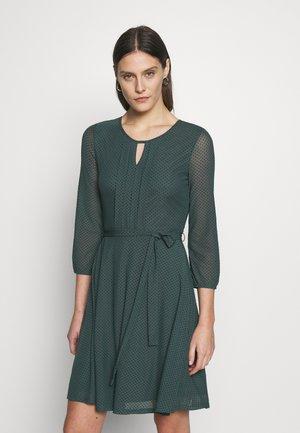 Day dress - dark green