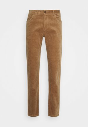 DRYDER - Trousers - beige