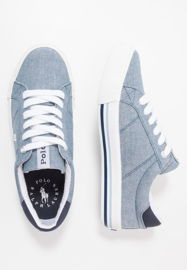 EVANSTON - Trainers - blue/white