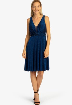 Cocktail dress / Party dress - royal blau