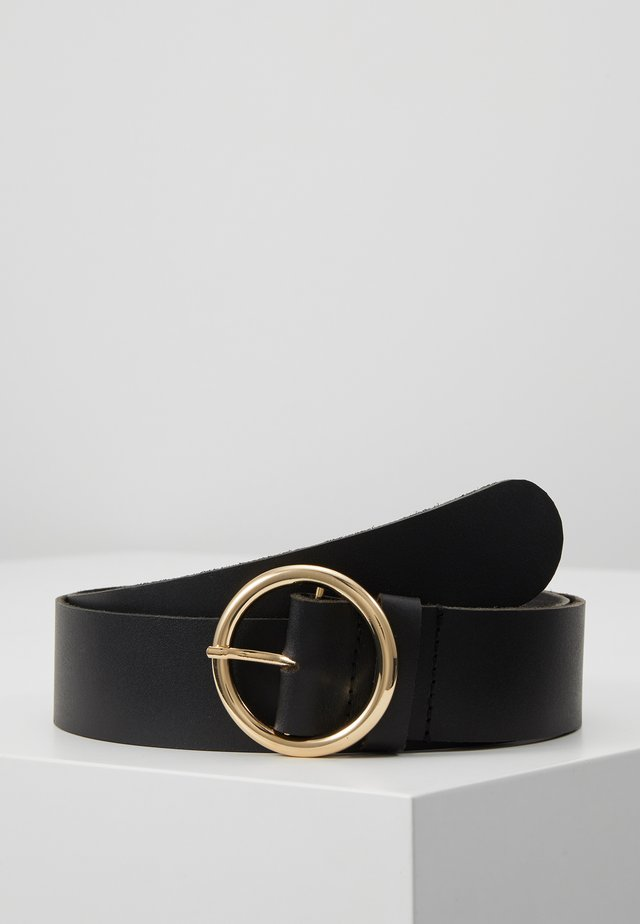 OBJLULU L BELT  - Belt - black