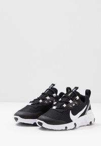 Nike Sportswear - RENEW 55  - Sneakers laag - black/white/anthracite - 3