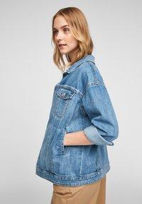 s.Oliver - Denim jacket - blue - 6