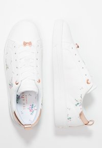 Ted Baker - ACANTHA - Sneakers laag - white fortune - 3