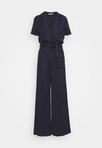 Overall / Jumpsuit - dark blue
