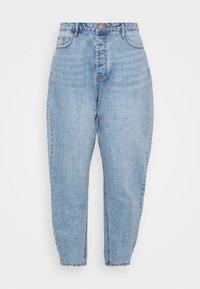 Missguided Plus - PLUS CLEAN  - Straight leg jeans - blue - 0