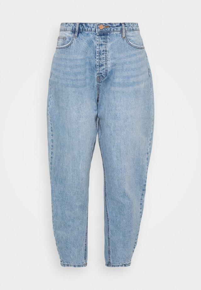 PLUS CLEAN  - Jeans Straight Leg - blue
