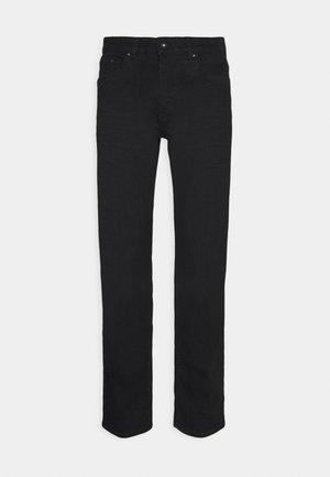 RYDER - Straight leg jeans - black denim