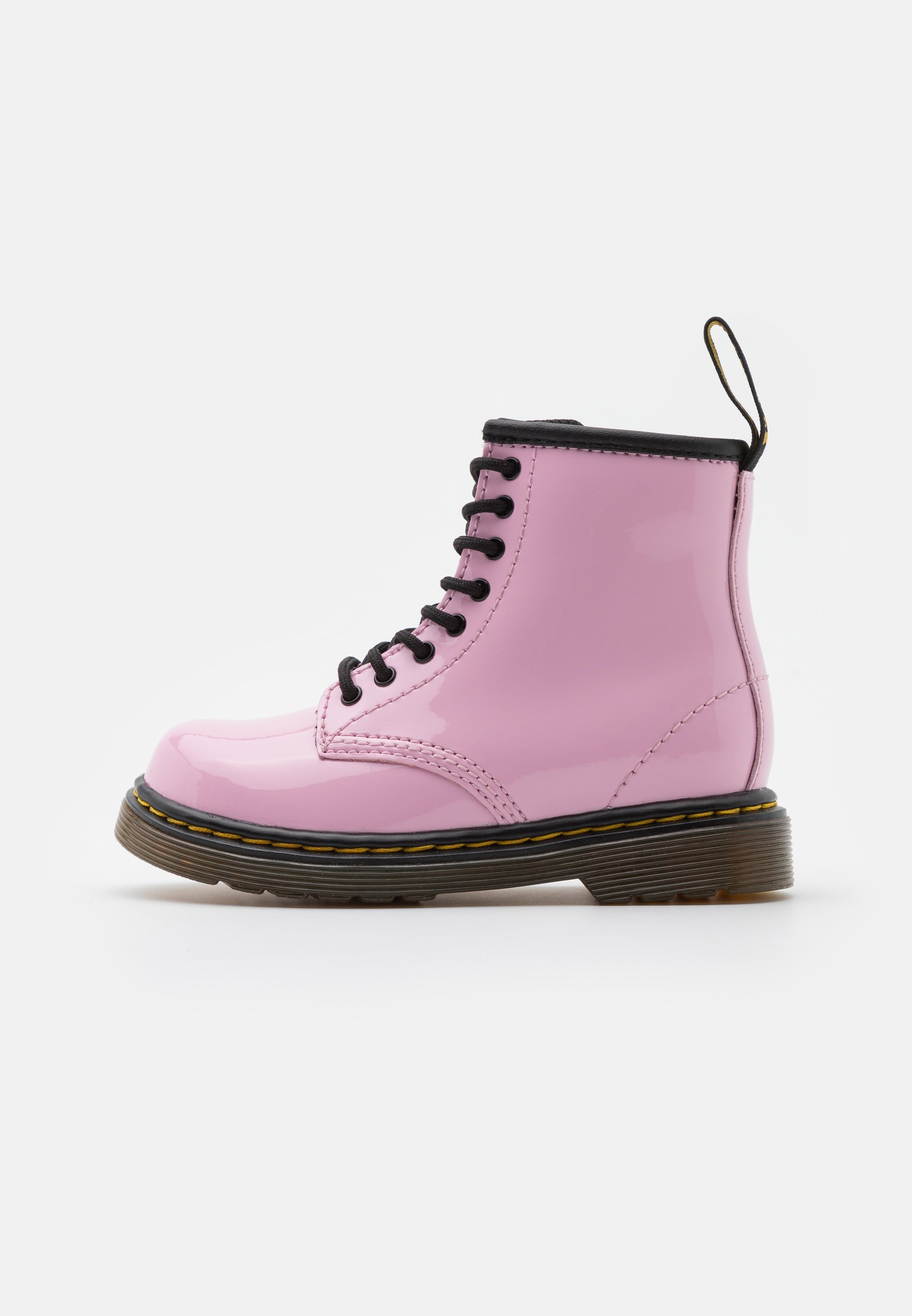 Kids 1460 - Lace-up ankle boots - pale pink