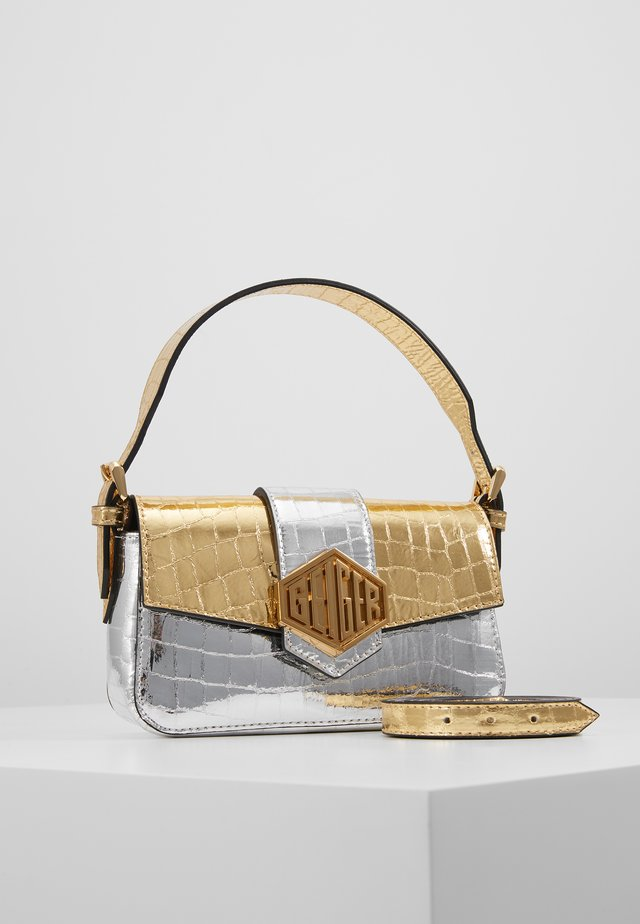 GEIGER MINI BAG - Käsilaukku - metal comb
