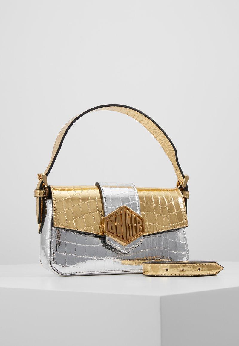 Kurt Geiger London - GEIGER MINI BAG - Handbag - metal comb