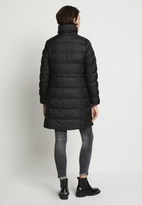 G-Star - WHISTLER SLIM LONG COAT - Winter coat - black - 3