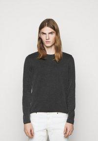 JOOP! Jeans - HOLDEN - Strickpullover - black - 0