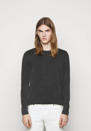 HOLDEN - Strickpullover - black