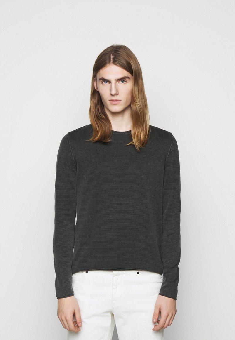 JOOP! Jeans - HOLDEN - Strickpullover - black