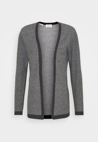 Selected Homme - SLHNEWJEFF OPEN  - Cardigan - anthracite/egret - 3