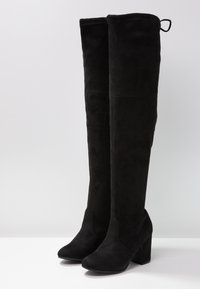 New Look - ERICA - Over-the-knee boots - black - 3