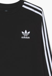 adidas Originals - Camiseta de manga larga - black/white - 3
