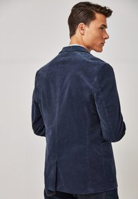 Next - CORD - Blazer jacket - blue - 2