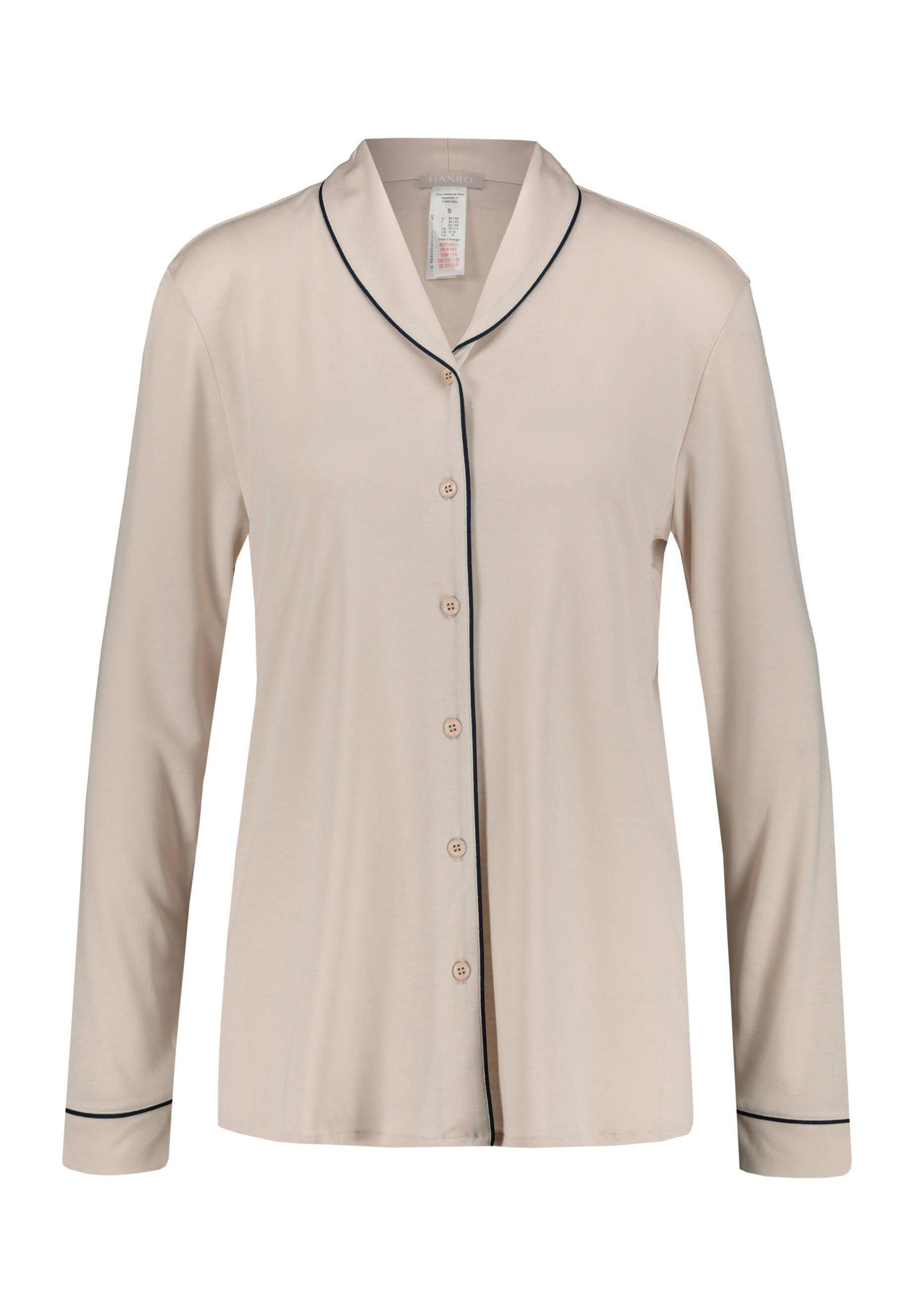 Femme NATURAL COMFORT SET - Pyjama - offwhite