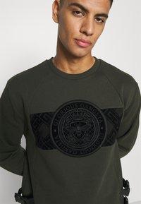 Glorious Gangsta - ZAIAR - Sweatshirt - khaki - 5
