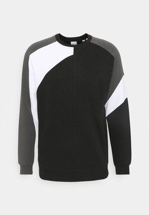 JCOJETT CREW NECK - Sweatshirt - black